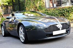 Aston Martin V8 Vantage 2006 Gary Wigzell