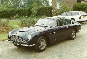 Peter Players DB6 Owned since 1975