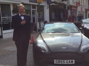 Horsham Event Drive out Driver Gary Wigzell 4th Oct 2015 Web 1