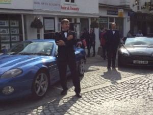 Horsham Event Drive out Drivers Mick Newson & Gary Wigzell 4th Oct 2015 Web 1